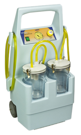 HiVac High Suction Pump