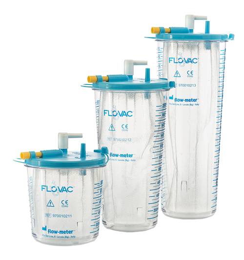 2L Disposable Liner Canister for Mobile Pumps